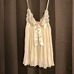 💫 3/25 SALE! Victoria's Secret white nighty